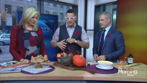 Chef Graham Elliot explains how to cook like a master