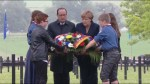 French and German leaders commemorate centenary of Battle of Verdun