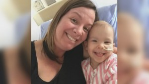 Cancer fundraiser for  three year old New Westminster girl.