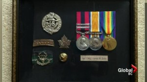 WWI medals gifted to Seaforth Islanders