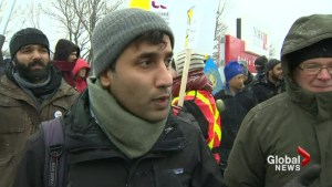 Some York University staff go on strike