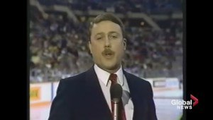 Tim Spelliscy's Oilers on ITV days