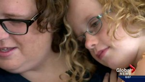 Mother and daughter team up to encourage Saskatoon blood donations