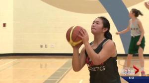 Edmonton athlete juggles multiple sports and activities