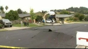 California skaters using earthquake ruptures as ramps