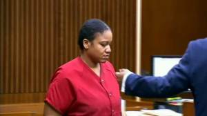 Mother admits 'I definitely meant to kill her' while entering guilty plea over child deaths
