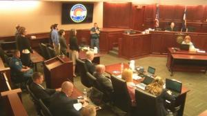 Jury in Colorado theatre shooting declines to rule out death penalty