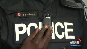 Saskatoon police weigh in on pros and cons of police body cameras
