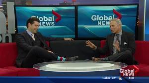 Meet Jesse Beyer, Global Edmonton's new chief meteorologist