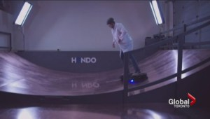 Kickstarter campaign launched to make world's first hoverboard
