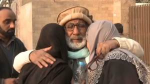 Survivors dealing with life one day after Taliban attack in Pakistan