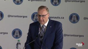 Bell Canada president talks personal connection to Toronto Argos