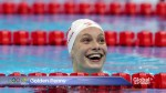 Canada's lucky Penny shines in the pool with gold medal win
