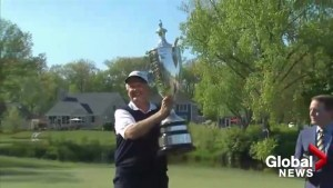 Colin Montgomerie headed to the Shaw Charity Classic