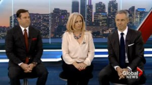 Global News panel talks about Doug Ford, John Tory and the future of Toronto