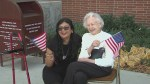 100-year-old woman casts early vote for Hillary Clinton