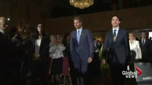 Prince Harry in Toronto for launch of Invictus Games