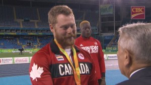 Calgary's Alister McQueen wins silver in javelin at Paralympics