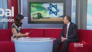 Israel ambassador