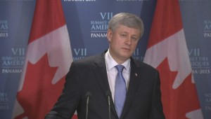 Canada to announce carbon emissions targets before G7 in June: Harper