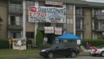 Court grants injunction to remove Burnaby squatters