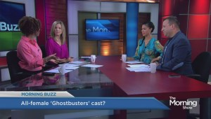 An all-female cast for next 'Ghostbusters' movie?