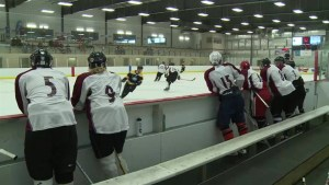 Hockey tournament turns grief into something positive