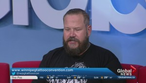 Tattoo Convention coming to Winnipeg