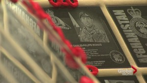 Afghanistan Memorial Vigil makes stop in Halifax