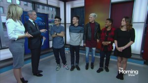 'So You Think You Can Dance' invades The Morning Show