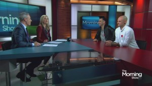 Hedley drops in to preview new album 'Hello'