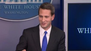 White House spokesman on First Lady's attire in Saudi Arabia
