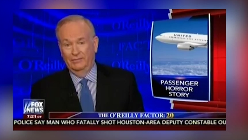 Media not taking the Bill O'Reilly cases seriously