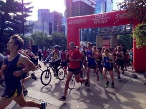 Perseverance pays off for Calgary's Terry Fox Run