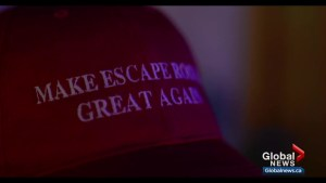 """Make Escape Rooms Great Again"": Calgary's new version of Trump Tower"