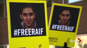 Quebec fights for Raif Badawi's freedom from Saudi prison