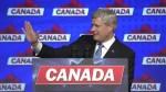 Stephen Harper is leaving politics