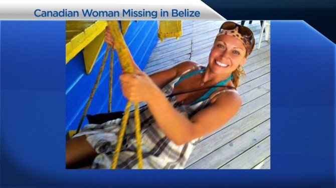 ontario news canadian woman american boyfriend found dead belize were strangledpolice