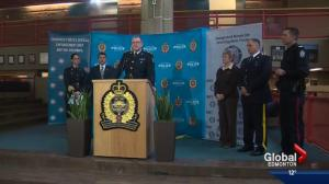 Edmonton man charged with two murders