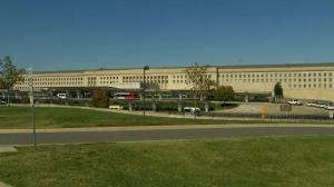 Raw footage: Entrance to Pentagon shut down due to possible Ebola scare