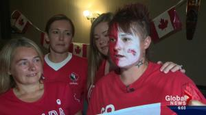 Jen Kish's family and friends speak about watching her win Olympic bronze