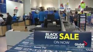 Black Friday, weak Canadian dollar means big benefits for N.B. businesses