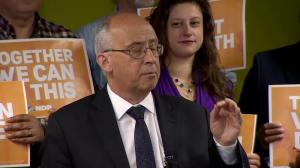 Nova Scotia NDP proposes nearly $1 billion deficit over four years