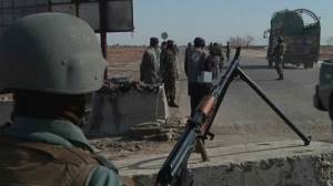 Afghan army takes on Taliban in largest solo offensive