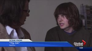 Young Edmonton actor talks new Netflix series