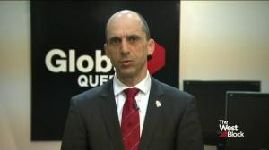 Allies must work together to fight terrorism: Blaney