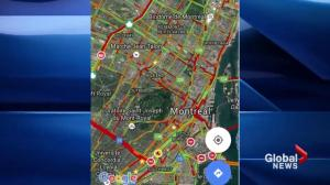 Montreal traffic woes getting worse