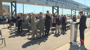 Gallant Government commits money to Port of Saint John expansion