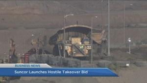 BIV: Suncor launches hostile takeover bid