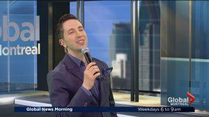 Crooning in Canada